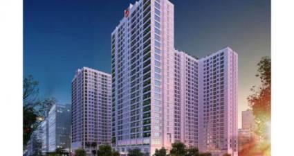 Tổng quan dự án Chung cư HH01 Complex Building Nam Cường Khu đô thị mới Dương Nội