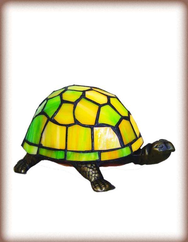 φωτιστικό χελώνα βιτρώ tiffany L28