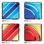 Fusion tiles σε πορτα αλουμινιου DSG26 | vitro-shop