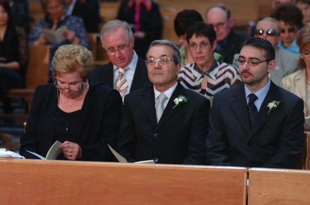 22 Maggio 2004: il matrimonio religioso di Paola e Salvo. (4/4)