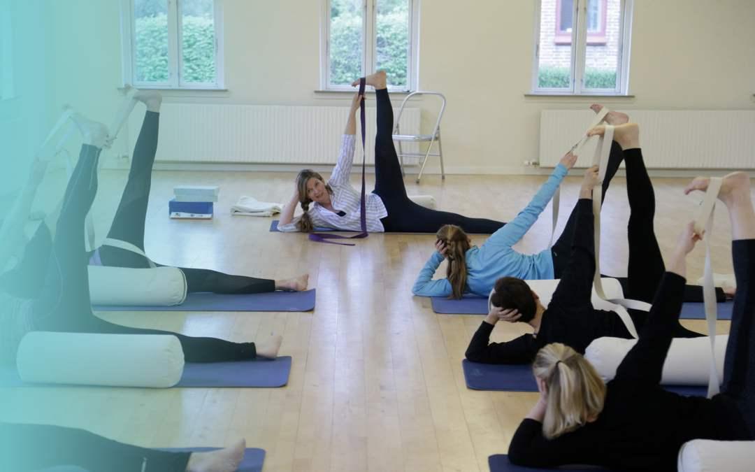 En søndag med Yoga & Ayurveda *10. oktober 2021 i Vitten Forsamlingshus