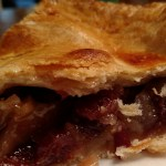 Homemade Cran-Apple Pie
