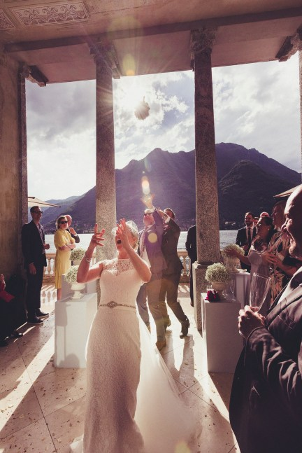 Lake Como wedding villa Lario
