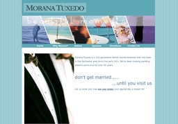Thumbnail of Morana Homepage