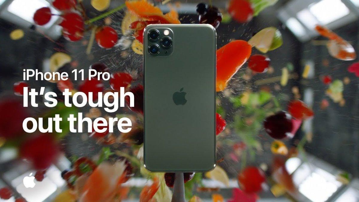 Apple pubblica due nuovi spot che mettono in evidenza le caratteristiche della fotocamera dell'iPhone 11 Pro [Video]