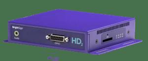 デジタルサイネージプレイヤー BrightSign HD222 レンタル