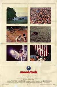 Woodstock Movie Poster