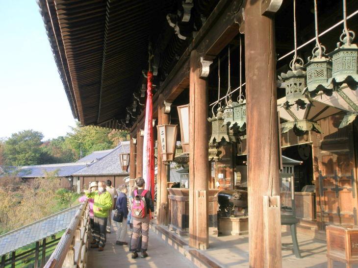 Nigatsu-do Hall of Todai-ji Temple