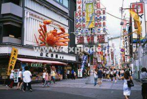 Kansai · Osaka · Dotonbori