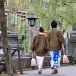 Japan_Kansai Onsen town