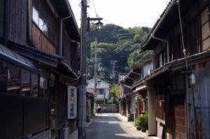 Kansai / Awaji Island / Sumoto cityscape