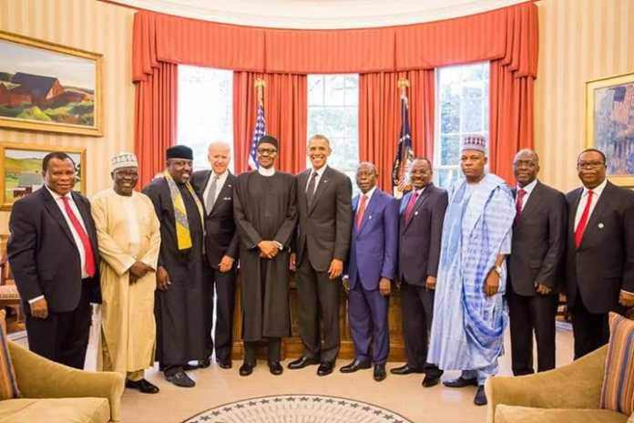 Buhari Obama meeting 4