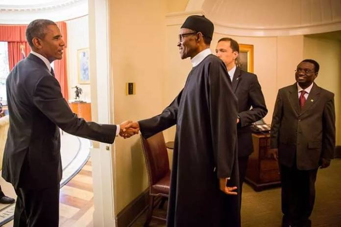 Buhari Obama meeting 8