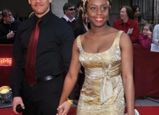 Chimamanda Adichie and Husband Dr. Ivara Esegee