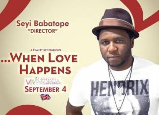 Seyi Babatope - When Love Happens