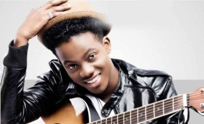 Korede Bello of Godwin fame performing live at the Hackney Wick Sunday 30/8
