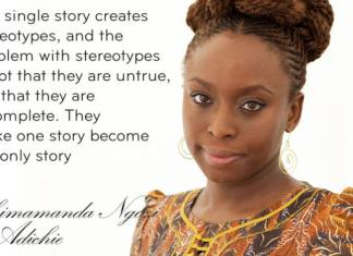 chimamandangoziadichie-single story
