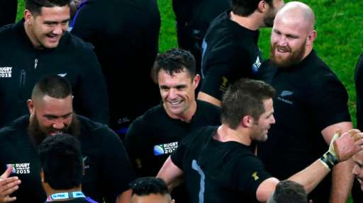 New Zealand win rugby world cup - Reuters