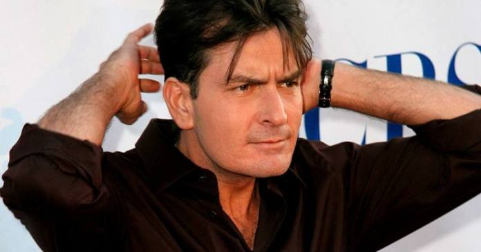 Charlie Sheen came out as being HIV+ this week