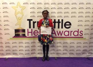 Sierra kargbo - Winner TruLittle Hero Awards 2015