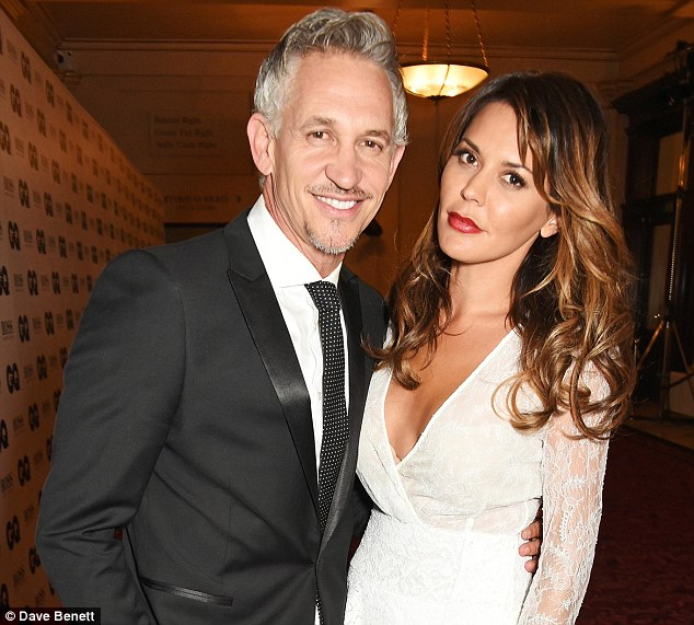 Divorce Gary Lineker and his wife Danielle have split after six years