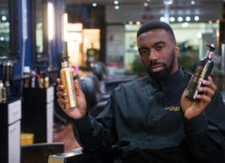 Aaron Wallace - Men's Grooming Range