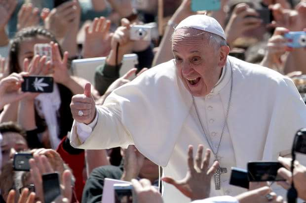Pope Francis 12 Syrians