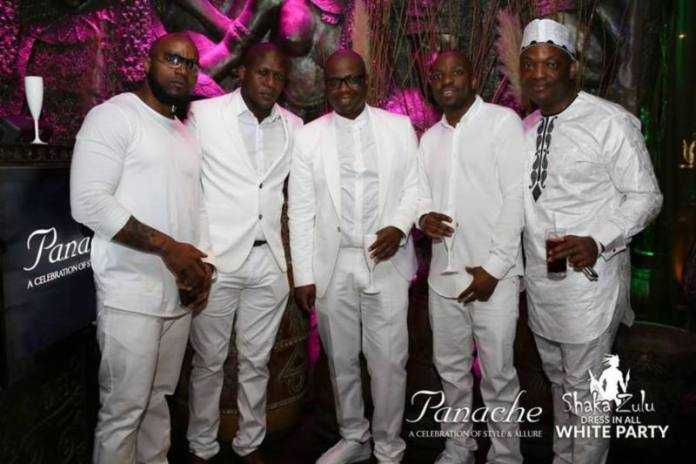 Panache Parties All White Party -3