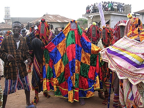 Lai Mohammed Masquerade