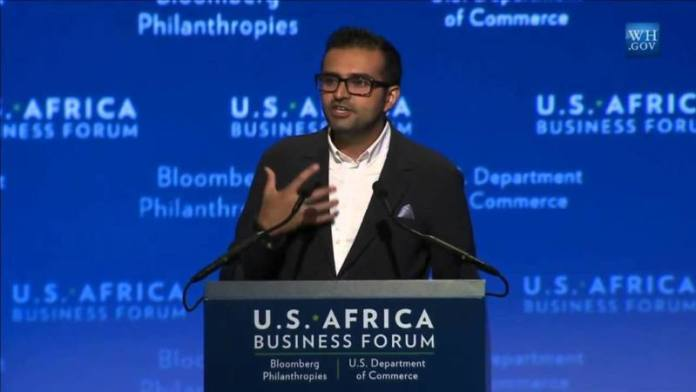 Ashish J Thakkar US Africa Business Forum