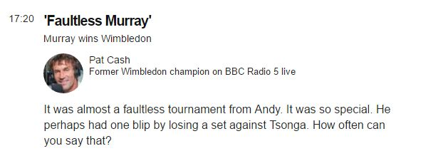 Andy Murray Wins Wimbledon -2