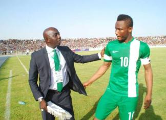 Mikel and Siasia
