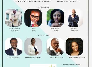Redefine Success Summit - Lagos