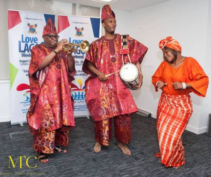 Love Lagos Weekend - Townhall Meeting. Photo credit - ©Michael Tubes Creations