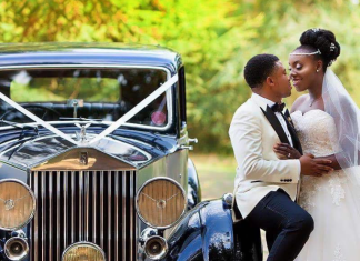 Michael Tubes weds Christina Kalejaiye - The perfect shot of the perfect couple - Feature