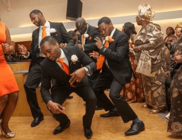 LOOK AT THEM GO!!!! (5 kinds of people you will meet at a Lagos party)