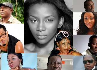 Nollywood Actors Montage