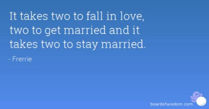 two-to-2 (Marriage is not a death sentence)