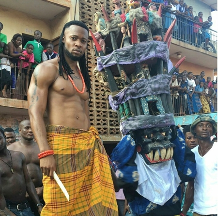 Gollibe: For the love of Flavour N'abania and my life-long