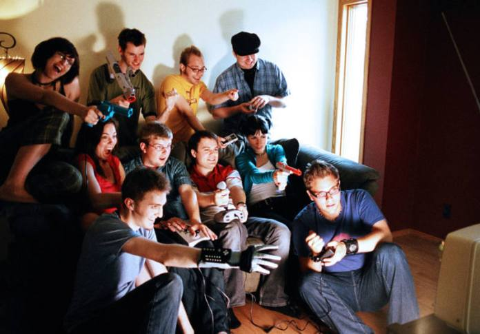 game-friends (7 benefits of playing Video games)