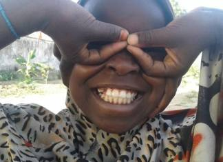 Lovatt Foundation - Children of Borno - Smile