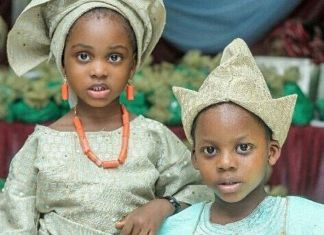 Yoruba siblings - Dayo Agboola Photography - Feature