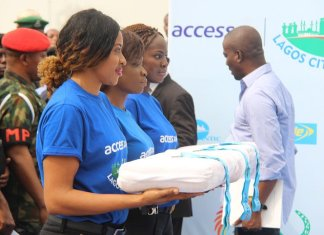 Access Bank Lagos City Marathon - winners