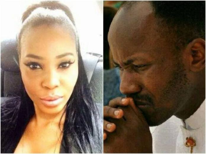 Apostle Suleman and Mistress