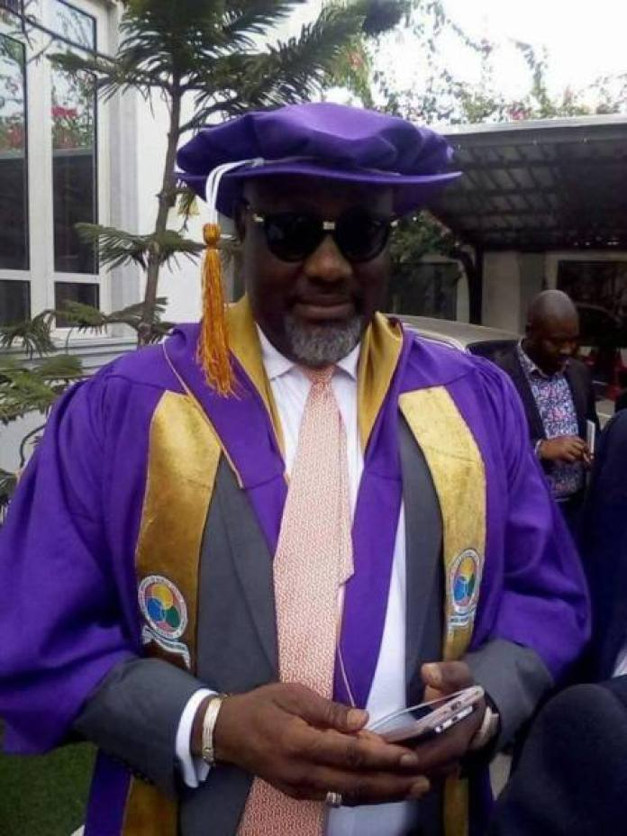 Dino Melaye Convocation Feature