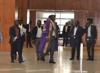 Dino Melaye Convocation