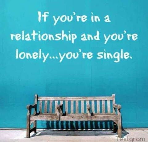 Lonely in relationship 2