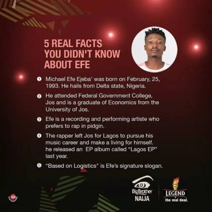 facts about efe