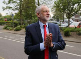 Jeremy Corbyn - PHOTOGRAPH BY DAN KITWOOD / GETTY
