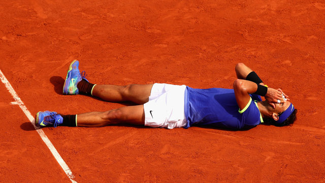 nadal wins french open